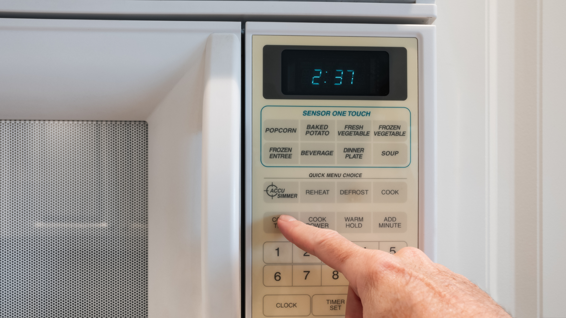 """Featured image for """"How to Fix a Microwave Keypad"""""""