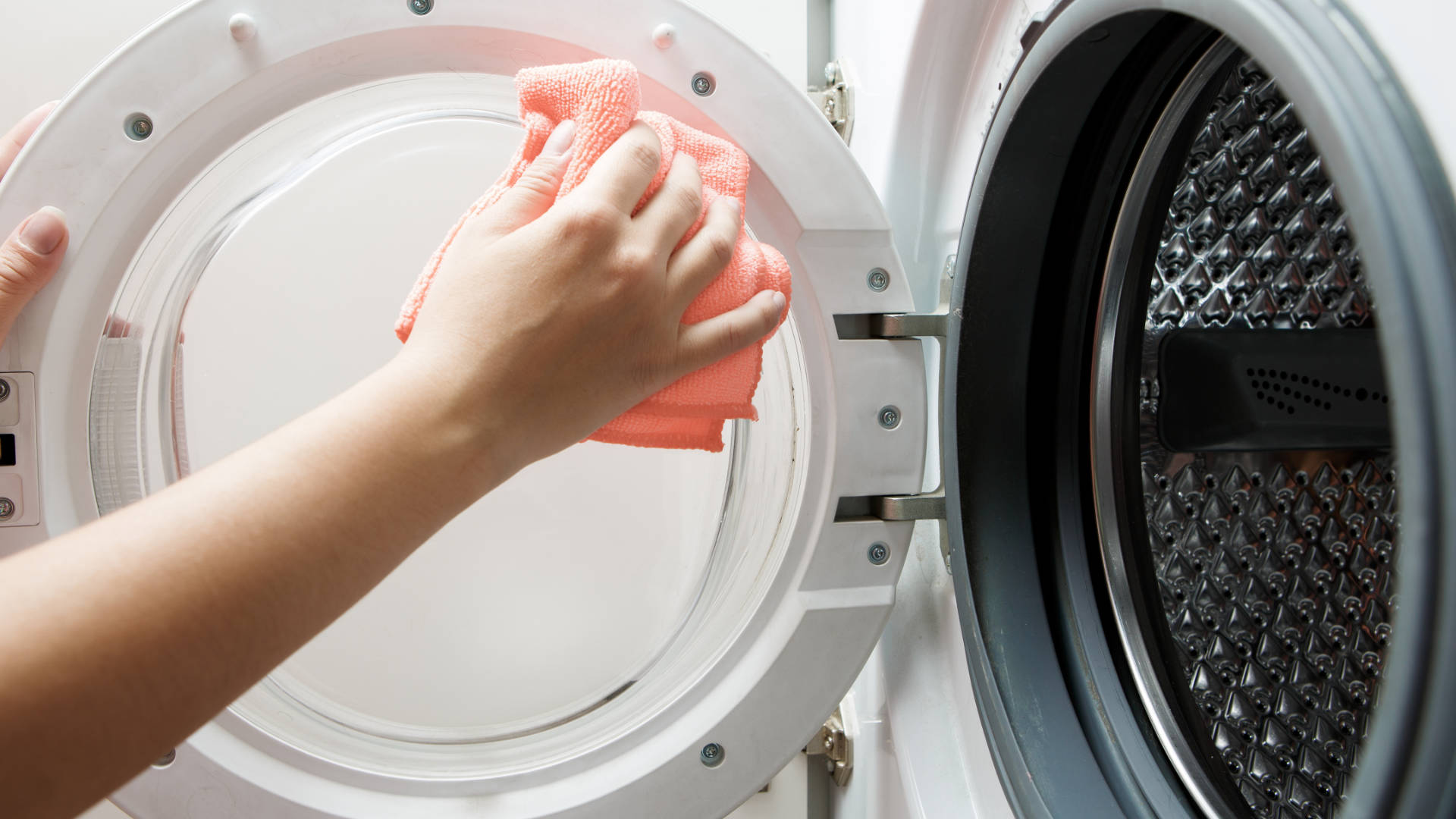 """Featured image for """"How to Clean Mold from Front-Load Washer"""""""